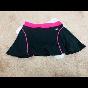Champion Girl Skirt Tennis Sz 14-16